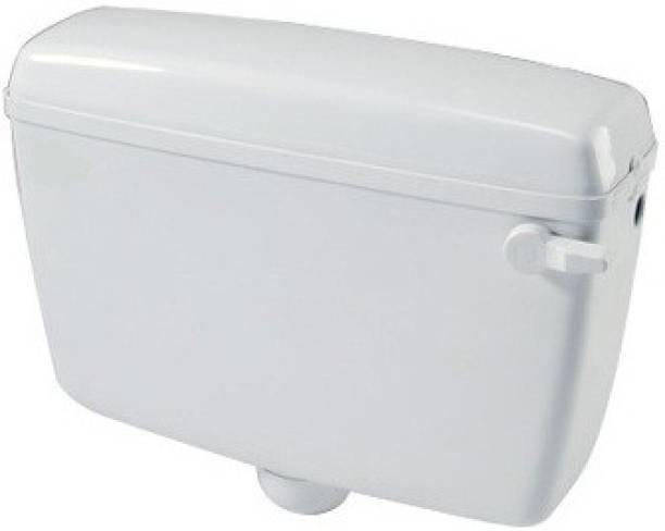 AAI Pvc Classic Flusing cistern , Flush Tank - White Side Handle Flush Tank