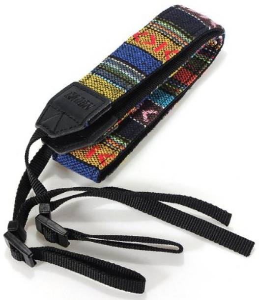 Caden Vintage Hippie Single Camera Neck Strap