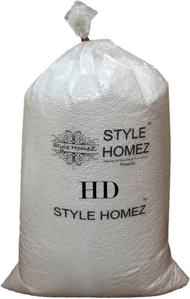 STYLE HOMEZ 1.5 KG High Density Beans Bean Bag Filler