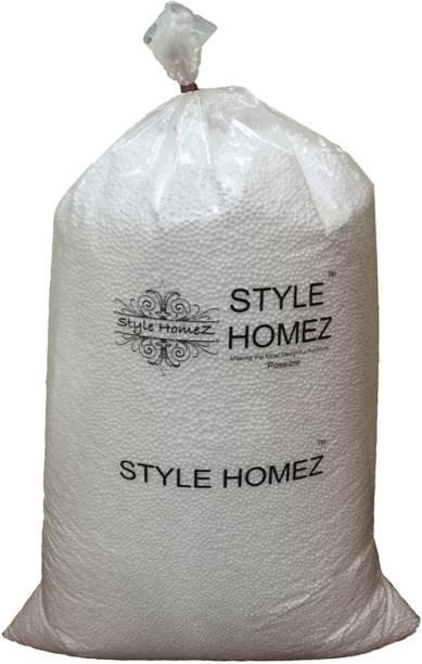 STYLE HOMEZ 1.5 KG Premium Quality Beans Bean Bag Filler