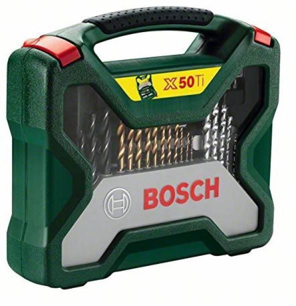 BOSCH 50-piece X-Line Titanium set Hand Tool Kit