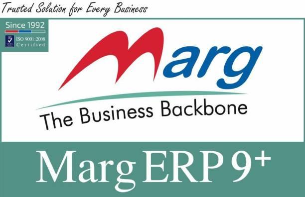 MARG MARG ERP9+ GST READY Single user