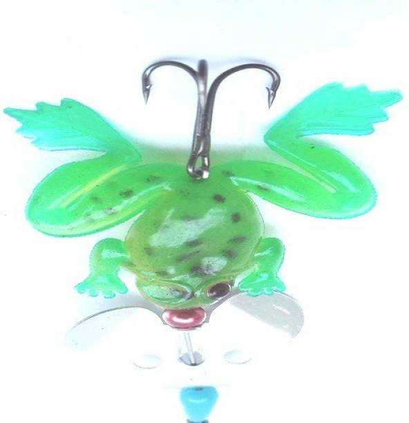 JUST ONE CLICK Frog Fishing Soft Lure Soft Bait Fishing Lure