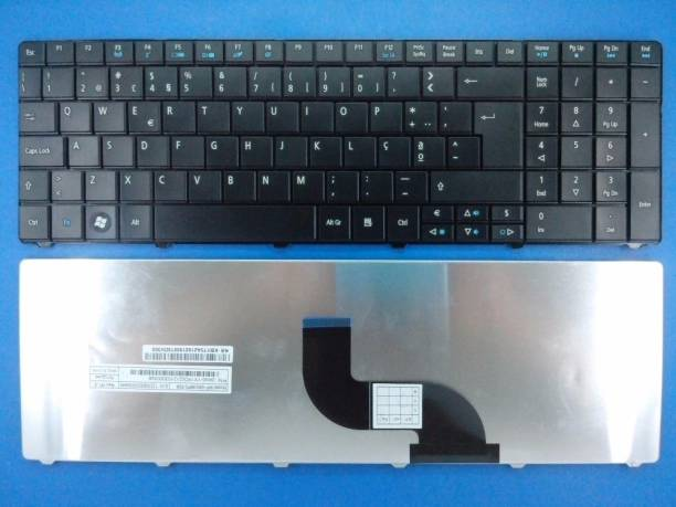 aee5e5b0ef1 SellZone Laptop Keyboard Compatible For Acer Aspire E1-521 E1-531 E1-571G
