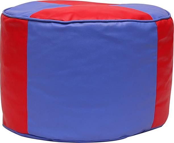 Urbanian Medium Chair Bean Bag Cover  (Without Beans)