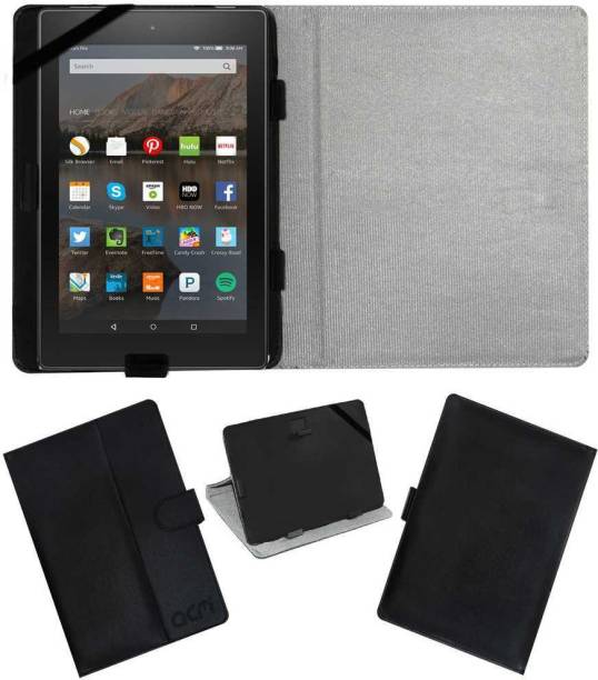 ACM Flip Cover for Amazon Fire Hd 8