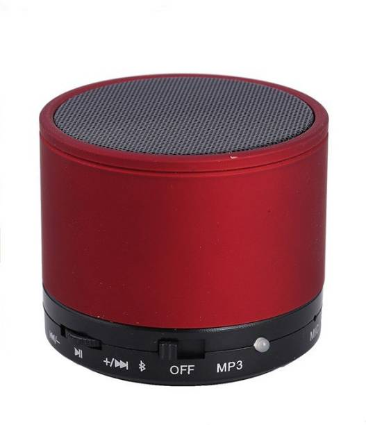 VibeX ® Wireless LED Bluetooth Speakers S10 Handfree with Calling Functions 15 W Bluetooth Speaker