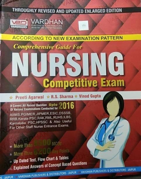 Comprehensive Guide for Nursing Competitive Exam