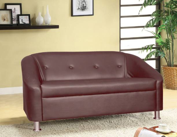 Hometown Belfast Leatherette 2 Seater Sofa
