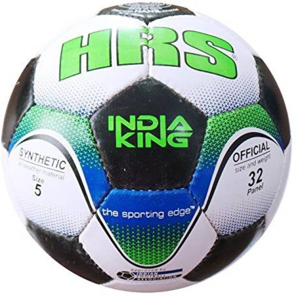 d9f6172360f HRS India King Synthetic Rubber Football Size - 3 Football - Size  5