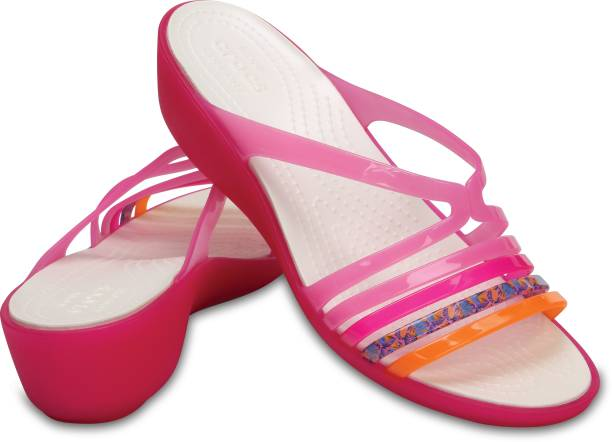 86a075fcbe8433 Crocs Wedges - Buy Crocs Wedges For Women Online at Best Prices in ...