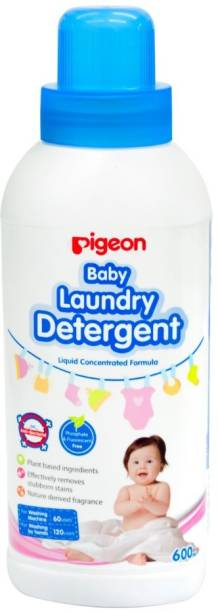 Pigeon LAUNDRY DETERGENT (LIQUID) 600ML (BOTTLE) Liquid Detergent