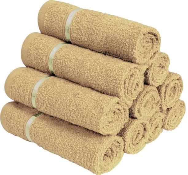 Story@home 10 Piece Cotton Bath Linen Set