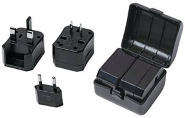 Smartcraft The MNC - Worldwide Compatible Adaptor 1 A Mobile Charger