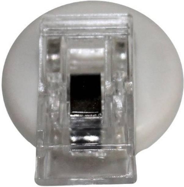 Agromech Movable Medium Magnet White Fridge Clips