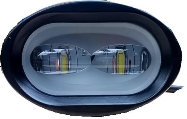 AutoPowerz LED Fog Light For Universal For Bike Universal For Bike