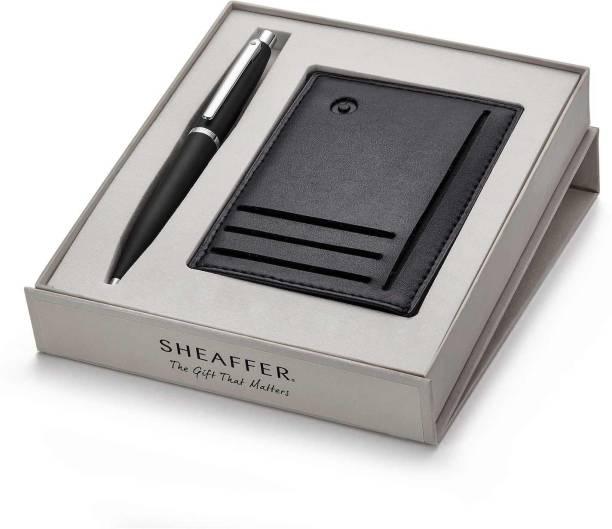 SHEAFFER VFM 9405 Gift Set Card Holder With Ball Pen