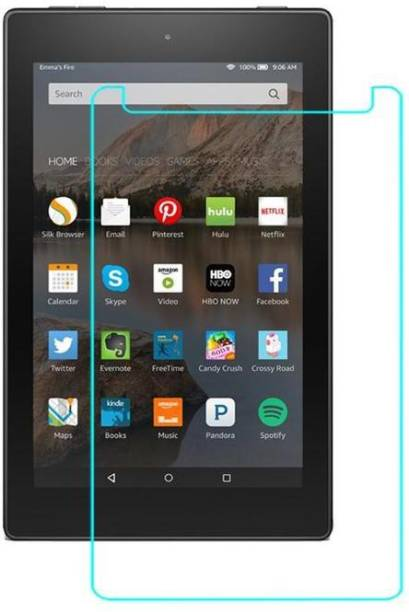 ACM Tempered Glass Guard for Amazon Fire Hd 8