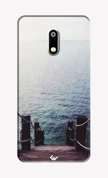 Cowerism World Back Cover for Nokia 6