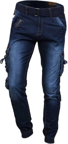 ZACHARIAS Slim Men Blue Jeans