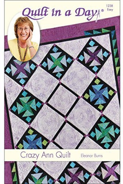 Quilt In A Day Ptrn Honeycomb Quilt Pattern