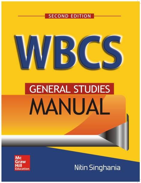 WBCS General Studies Manual Second Edition