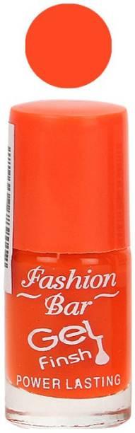 Fashion Bar Orange Nail Polish Orange