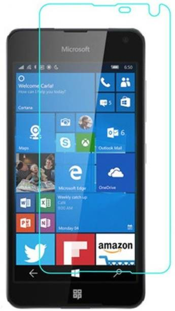 AMETHYST Tempered Glass Guard for Microsoft Lumia 650