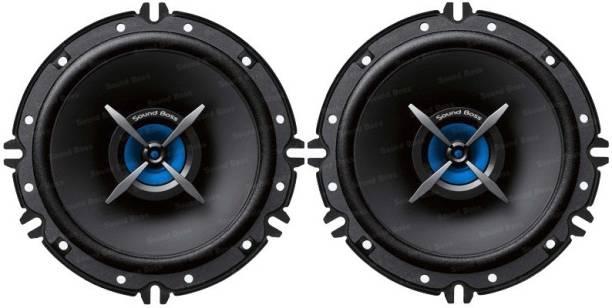 "Sound Boss SB-B0162 6"" INCH 2Way Performance Auditor 280W MAX Coaxial Car Speaker"