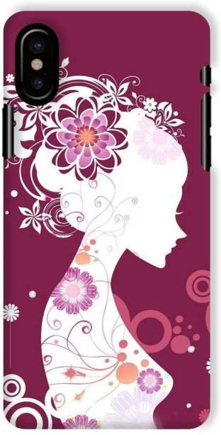 Saledart Back Cover for Apple iPhone X