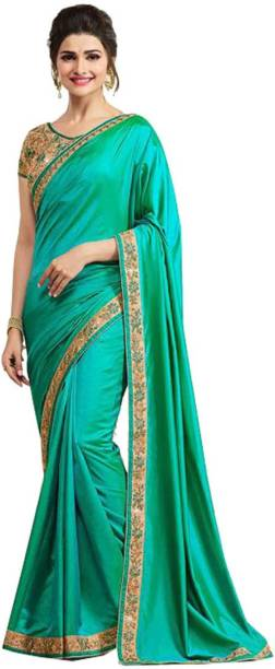 e0a101c5b8 Light Green Sarees - Buy Light Green Sarees Online at Best Prices In ...