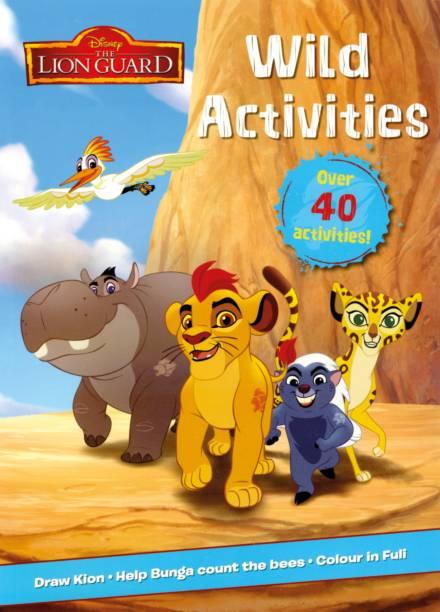 Wild Activities - Over 40 Activities