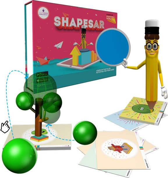 SCIFIKIDS SHAPESAR Augmented RealityEducational Kit