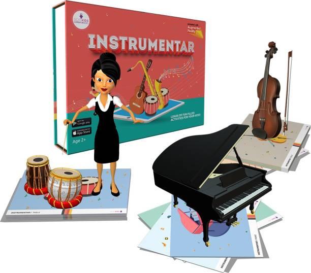 SCIFIKIDS INSTRUMENTAR Augmented RealityEducational Kit