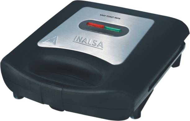 Inalsa Easy Toast Inox Grill Sandwich Toaster Maker Grill