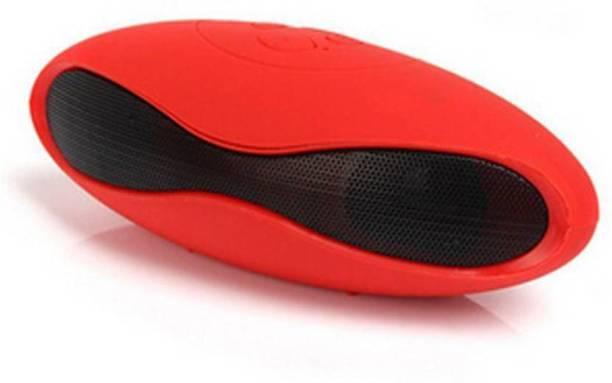 klassy Rugby Red speaker-073 3 W Bluetooth Speaker