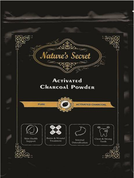 Nature's Secret Nature's Secret Activated Charcoal Powder for Face Mask