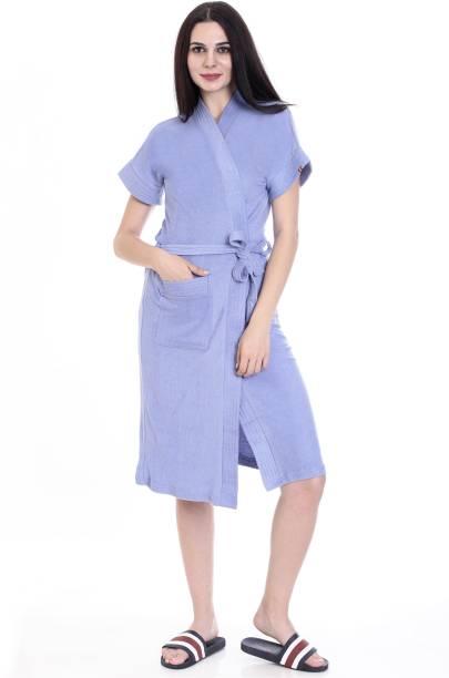 1bf7425ea4 Goldstroms Blue XL Bath Robe