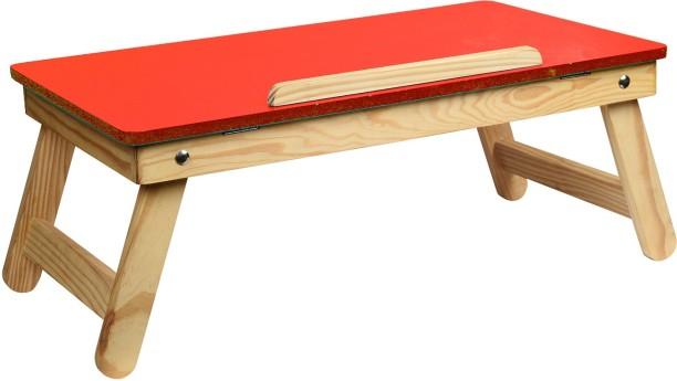 THUNDERFIT Engineered Wood Portable Laptop Table