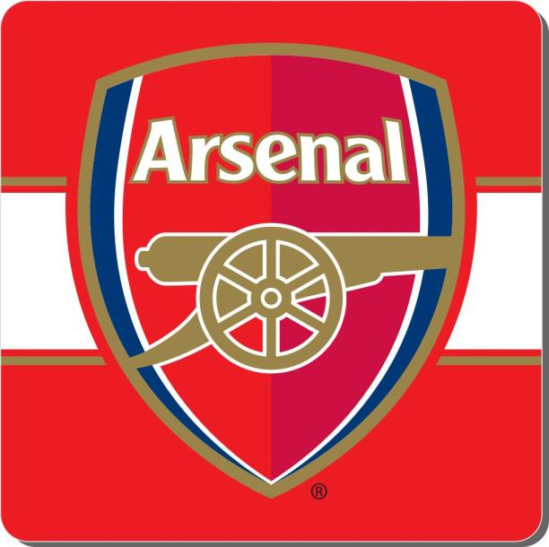 65ab9479756 arsenal fc coasters - buy arsenal fc coasters online at best prices
