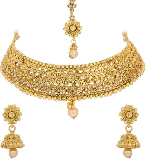 921205a78 Traditional Chokers Jewellery Sets - Buy Traditional Chokers ...