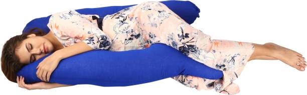kidiCat Foam U-Shape Solid Pregnancy Pillow Pack of 1