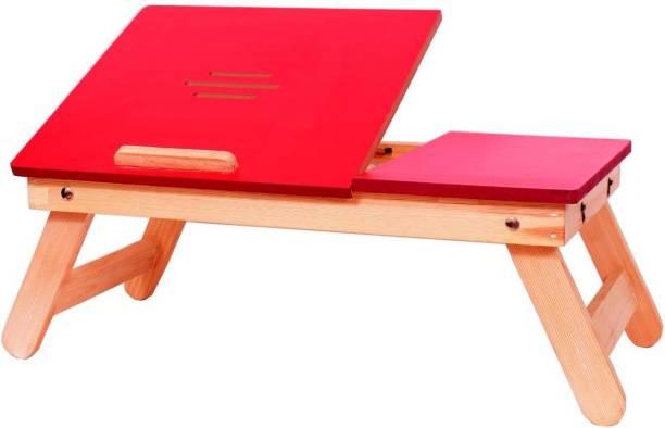 FLANKER Foldable, Multipurpose Wood Portable Laptop Table