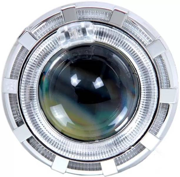 Grizzly LED Headlight Bike Projector Projector Lens