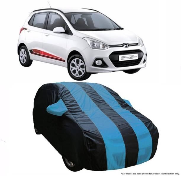 Flipkart SmartBuy Car Cover For Hyundai Grand i10 (With Mirror Pockets)