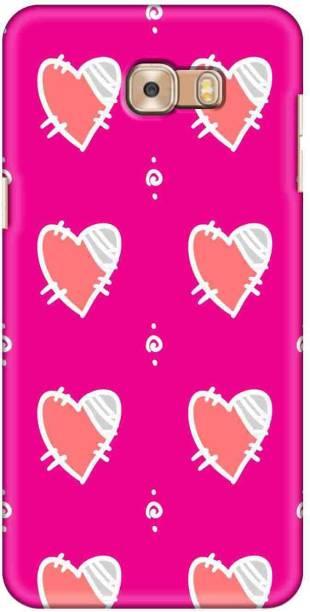 Zapcase Back Cover for Samsung Galaxy C7 Pro