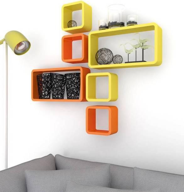 Martcrown Wooden Wall Shelf