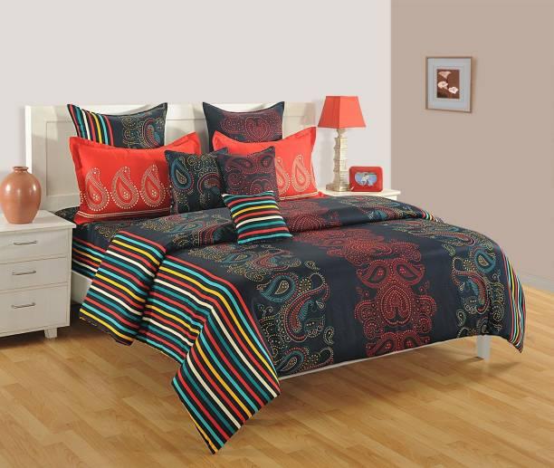 SWAYAM Satin Bedding Set