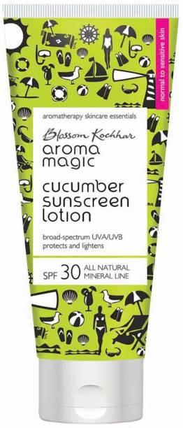 Aroma Magic Cucumber Sunscreen Lotion 100 ml - SPF 30 PA++