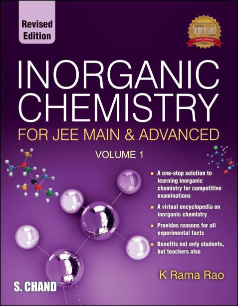 Inorganic Chemistry for JEE Main and Advanced Volume 1